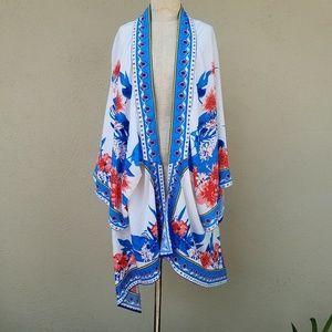 Flying Tomato kimono